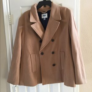 NWOT Old Navy Pea Coat